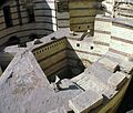 Cairo - Coptic area - Roman Tower - inside.JPG