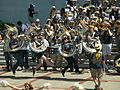 Cal Band at Cal Day 2010 spirit rally 11.JPG