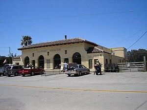 San Gregorio, California - Historic San Gregorio General Store, corner of California Highway 84 and Stage Road, May 2008