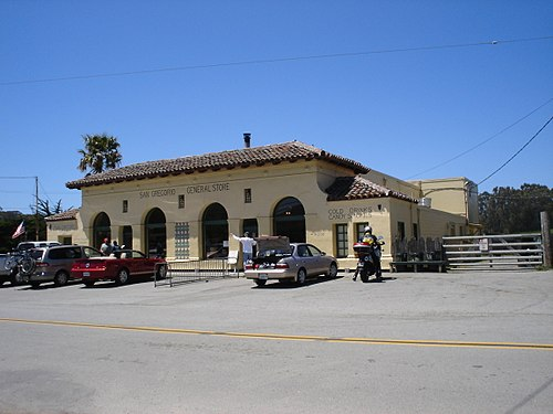 San Gregorio mailbbox