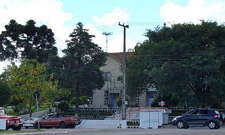 Laranjeiras do Sul Municipality in Southern, Brazil