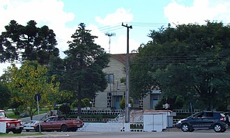Laranjeiras do Sul - Image: Camara Laranjeiras Do Sul PR