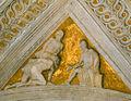 Camera picta, pennacchi, Periandro che condanna i cattivi marinai 01.jpg