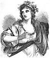 Camerini - Donne illustri, 1870 (page 26 crop) Teresa Bandettini.jpg
