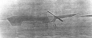 Hubbard Monoplane