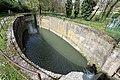 Canale Navile, Sostegno di Corticella. Particolare della conca vinciana. - panoramio.jpg