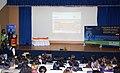 """Canciller Patiño asiste al lanzamiento del programa de becas de la SENESCYT """"Convocatoria Abierta 2011"""" (5372878419).jpg"""