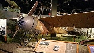 Caproni Ca.20 - Image: Caproni Ca.20 at Seattle