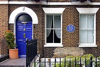 William Bligh - William Bligh House in London