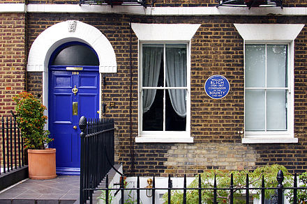 William Bligh House in London Captain Bligh House London.jpg