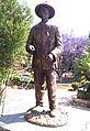Captain Hendrik Samuel Witbooi Monument Parliament Gardens Windhoek.jpg