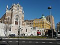Capuchin church palace Ploche Rijeka Croatia.jpg