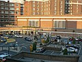 Car park entrance to Leeds Station - geograph.org.uk - 278794.jpg