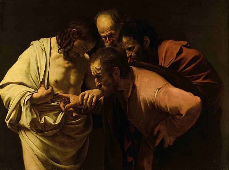 File:Caravaggio incredulity.jpg