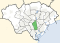 Cardiff ward location - Cathays.png
