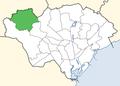 Cardiff ward location - Pentyrch.png