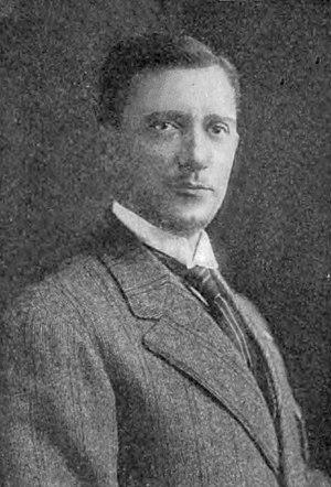 Carl C. Anderson - Image: Carl C. Anderson 1909