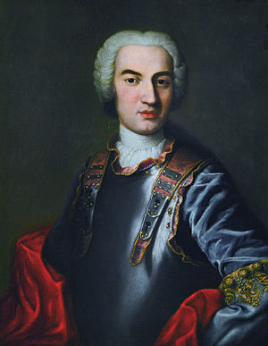 Charles Christian Erdmann, Duke of Württemberg-Oels - Carl Christian Erdmann, duke of Württemberg-Oels (1716-1792) (circle of Jacopo Amigoni)