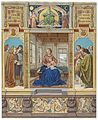 Carl Mayer Jungfrau Maria in einer Stube 1874.jpg