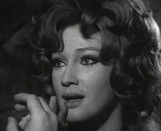 Italian actress and politician
