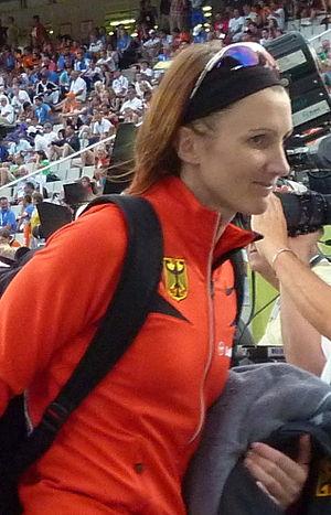 Carolin Hingst - Carolin Hingst in 2010