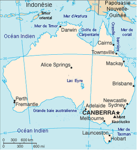 carte-australie-geographie