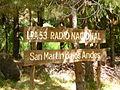 Cartel LRA53 Radio Nacional San Martin de los Andes.jpg
