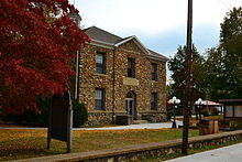 Carter County, Missouri, county courthouse - 2013-10-26.jpg