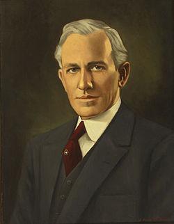 Cary hardee portrait