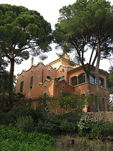 645034c4bd Gaudí House Museum - Wikipedia