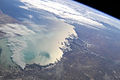 Caspian Sea Smoke Plumes sept 11 2010.jpg