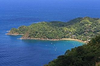 Tobago - Castara Bay