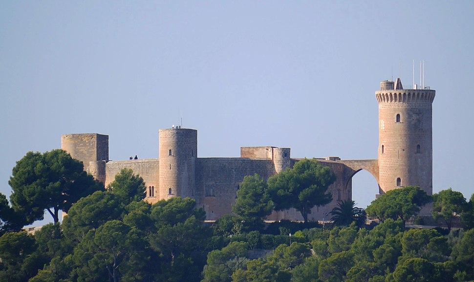 Castelo de Bellver.
