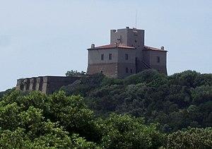 Punta Ala - Image: Castello di Punta Ala