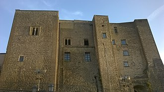 Sessa Aurunca - Ducal Castle.