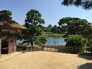 Kōraku-en - Castle, Koraku-en in Okayama