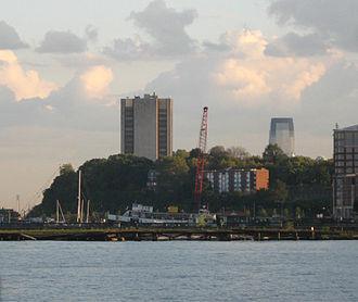 Landmarks of Hoboken, New Jersey - North side