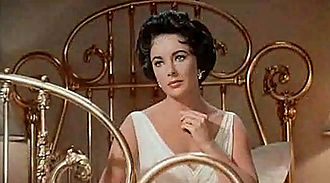 Cat on a Hot Tin Roof (1958 film) - Taylor received her second Oscar nomination for the film.