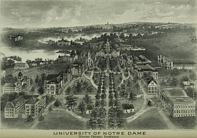 cf9ef8ca96c92f The University of Notre Dame in 1903