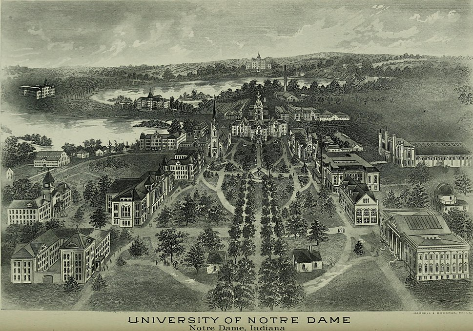 Catalogue of the University of Notre Dame (1903) (14782351722)