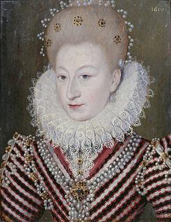 Catherine Henriette de Balzac dEntragues Mistress of Henry IV of France