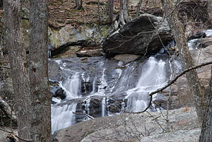 Catoctin Mountain Park - Cunningham Falls at Catoctin Mountain Park