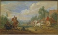 Cavalry Skirmish (Adam Frans van der Meulen) - Nationalmuseum - 17517.tif