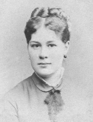 Cecilia Beaux - Cecilia Beaux ca. 1888