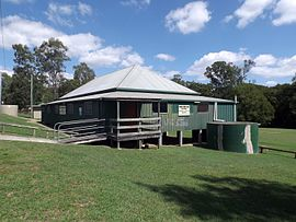 Cedar Creek Hall at Cedar Creek, Queensland.jpg