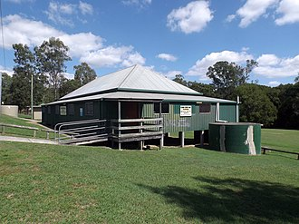 Cedar Creek, Queensland (Logan & Gold Coast) - Cedar Creek Hall, 2106