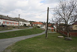 Center of Stropešín, Třebíč District.jpg