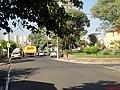 Centro de Catanduva visto da Rua Santa Catarina, ao lado do Castelinho e da Catedral de Nossa Senhora Aparecida - panoramio.jpg