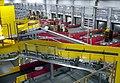 Centro distribución sistema automático de transporte de cajas y paquetes.jpg