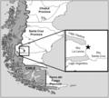 Cerro Fortaleza Formation Location.png